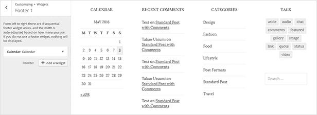 Farben - Einfaches Blog & Magazine WordPress Vorlage - 23