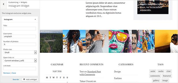 Farben - Einfaches Blog & Magazine WordPress Vorlage - 22