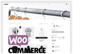 Woo Commerce bereit