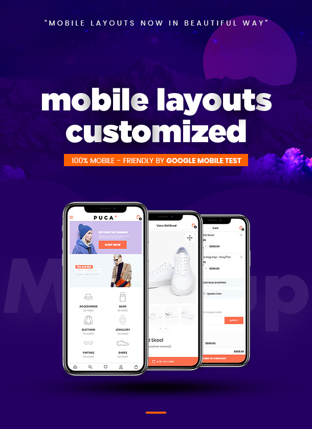 Puca - Optimiertes Mobile WooCommerce Layout - 9