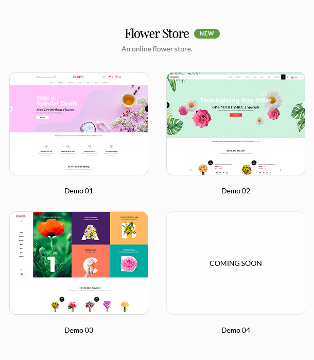 GreenMart - Bio & Lebensmittel WooCommerce WordPress Vorlage - 9