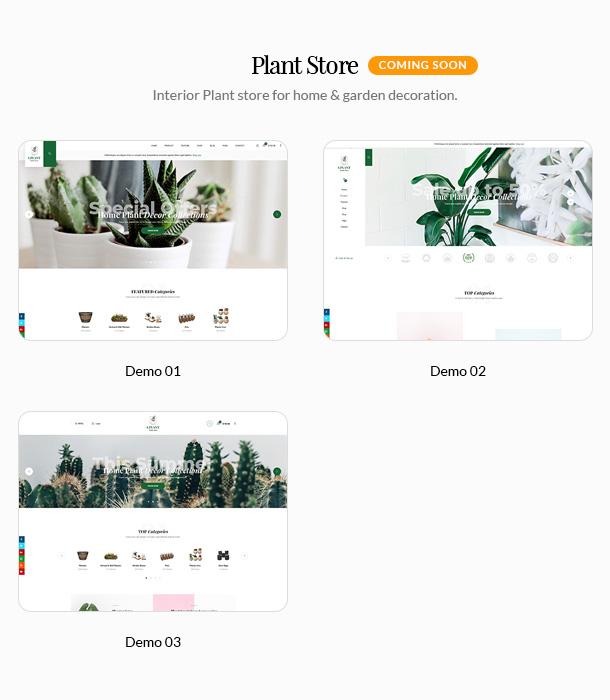 GreenMart - Bio & Lebensmittel WooCommerce WordPress Vorlage - 10