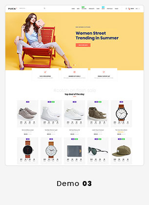 Puca - Optimiertes Mobile WooCommerce Layout - 14