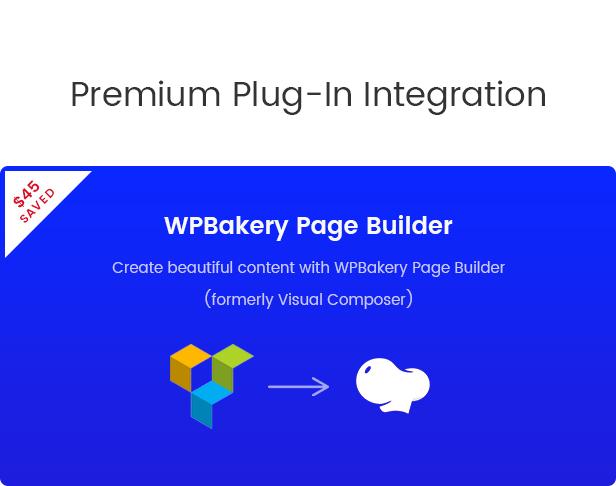 Fashion WooCommerce WordPress Template - Integration von Premium Plugins