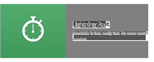 Lesbar - Blogging-WordPress-Layout mit Fokus auf Lesbarkeit - 3
