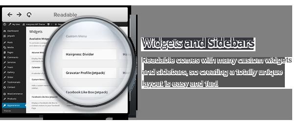 Lesbar - Blogging-WordPress-Layout mit Fokus auf Lesbarkeit - 8