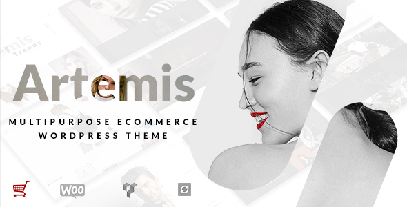 Wordpress Shop Template Artemis | Multi-purpose WooCommerce WordPress Theme