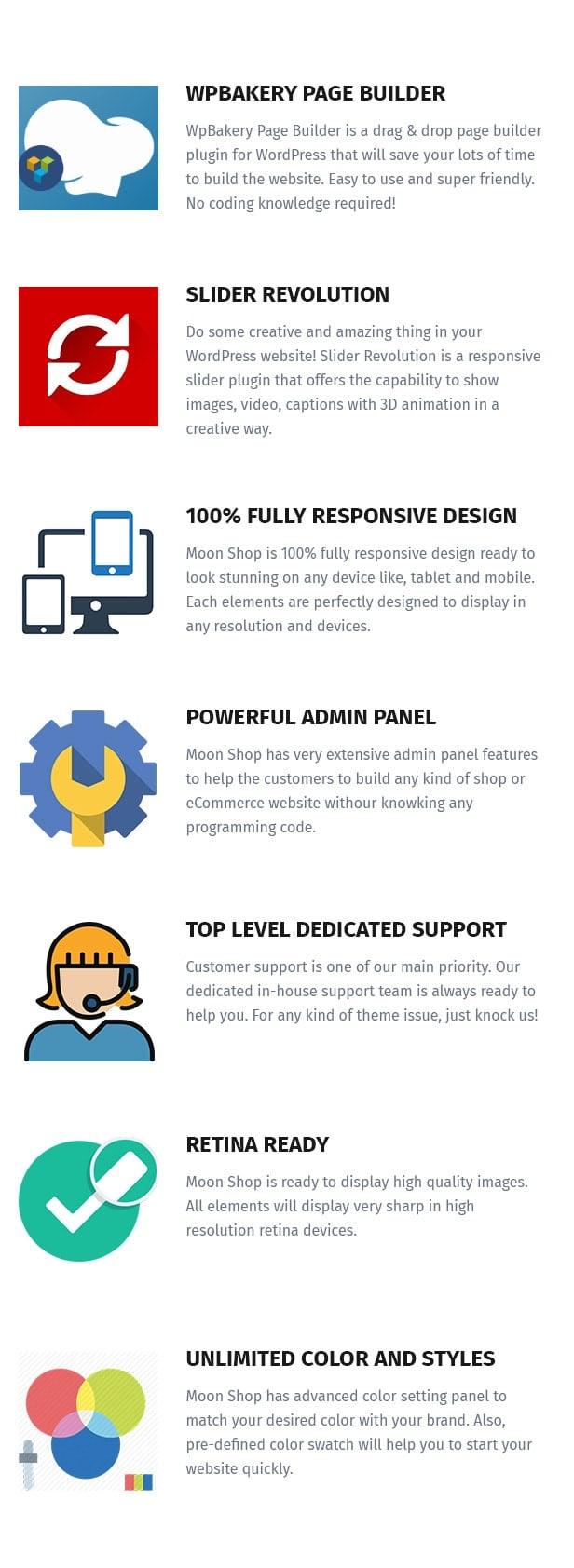 Moon Shop - Responsives eCommerce-WordPress-Template für WooCommerce - 13