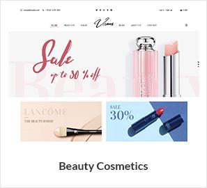 Beauty- und Kosmetikgeschäftsthema