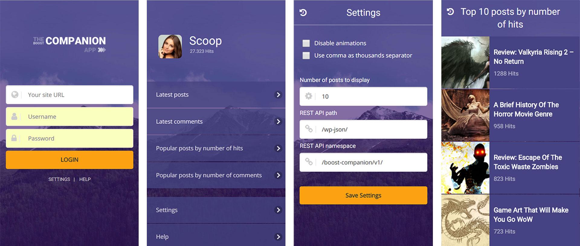 Scoop - Ein Magazin für WordPress - 5