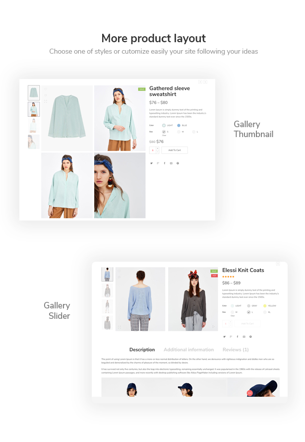 Elessi - WooCommerce AJAX WordPress Template