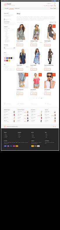 ShopKit - Das WooCommerce Vorlage - 24