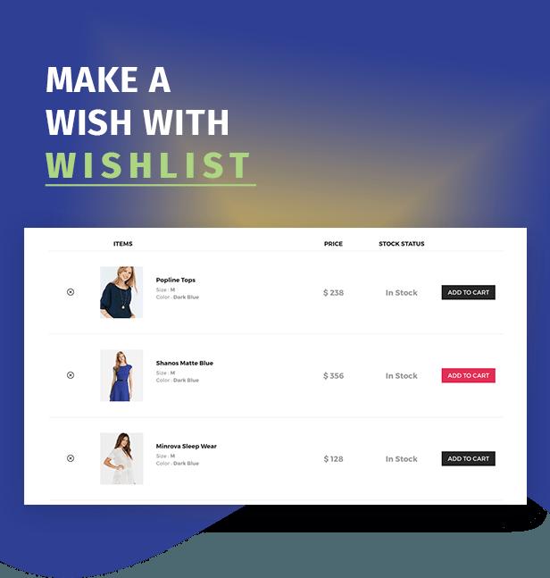 Moon Shop - Responsives eCommerce-WordPress-Template für WooCommerce - 12