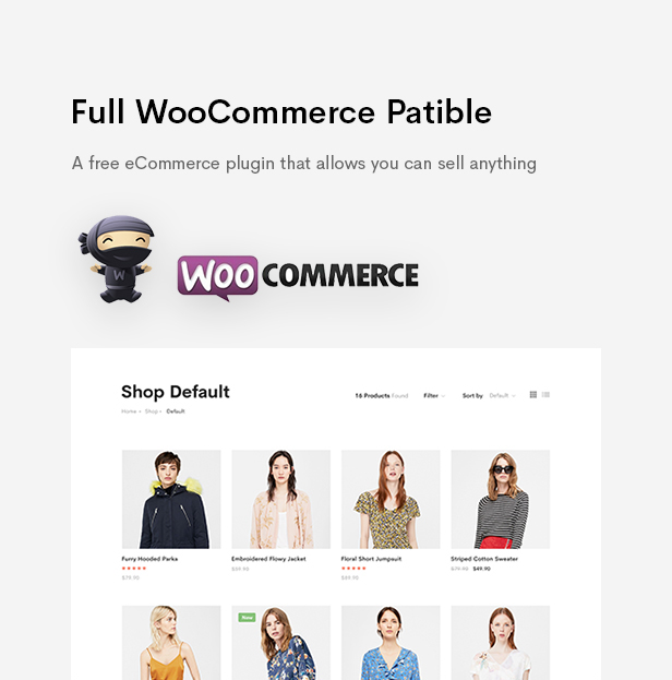 Supro - Minimalistisches AJAX WooCommerce WordPress Vorlage - 10