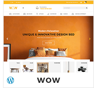 Binec - Creative WordPress WooCommerce Layout - 9