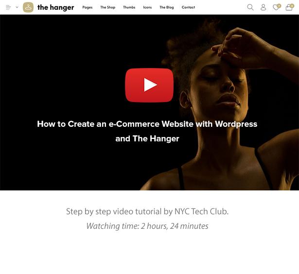 The Hanger - vielseitiges eCommerce-Wordpress-Layout für WooCommerce - 15