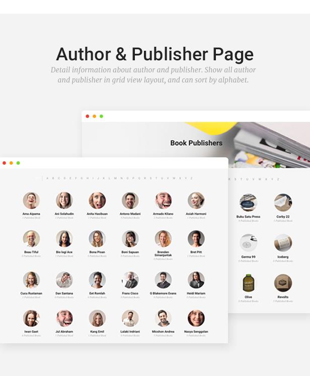 Livre - WooCommerce Template für Buchhandlung - 16