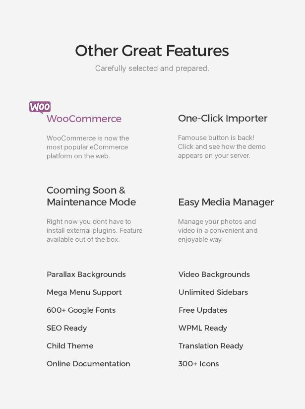 Agentur   Kreatives Mehrzweck-WordPress-Vorlage - 4