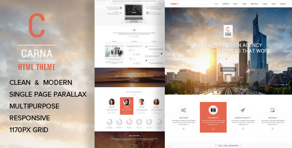 Sytic - One Page Mehrzweck Responsive WP Template - 13