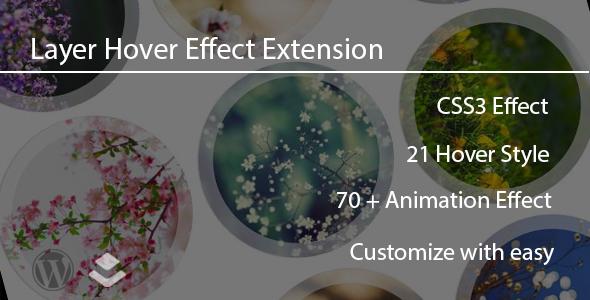 Wordpress Add-On Plugin Layer - Ihover Extension