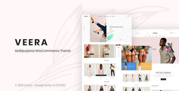 Wordpress Shop Template Veera – Multipurpose WooCommerce Theme