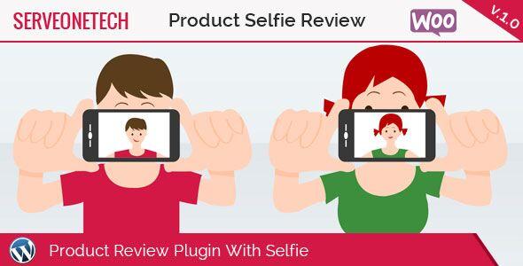 Wordpress E-Commerce Plugin Woocommerce Product Selfie Review