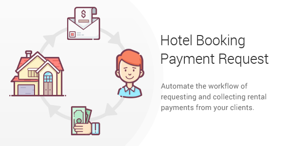 Wordpress Add-On Plugin Hotel Booking Payment Request
