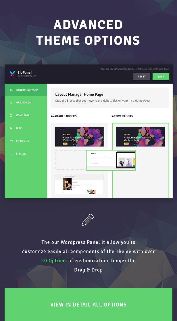 Agenzy - Mehrzweck-WordPress-Vorlage - 7