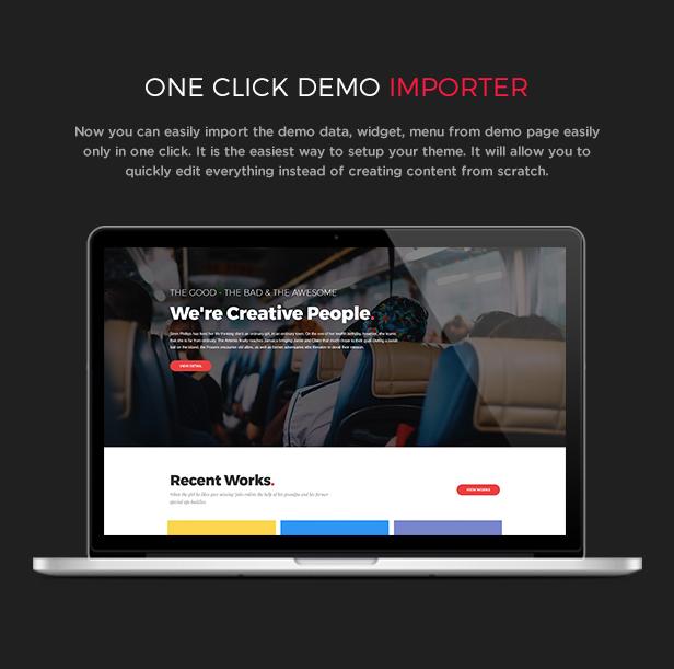 Cimol - Responsive One Page & Multi Page Portfolio Layout - 6