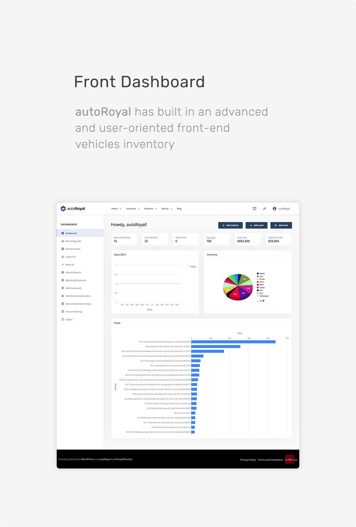 autoRoyal - Automotive WordPress Layout - 5