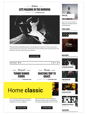 BestBlog - Responsives WordPress Blog Vorlage - 7