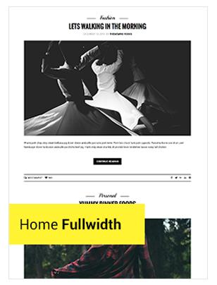 BestBlog - Responsives WordPress Blog Vorlage - 8