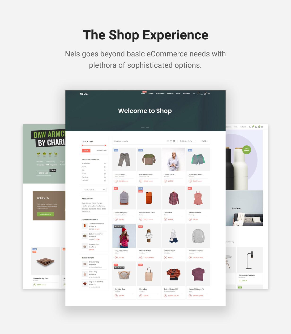 Nels - Ein exquisites eCommerce WordPress Template - 4