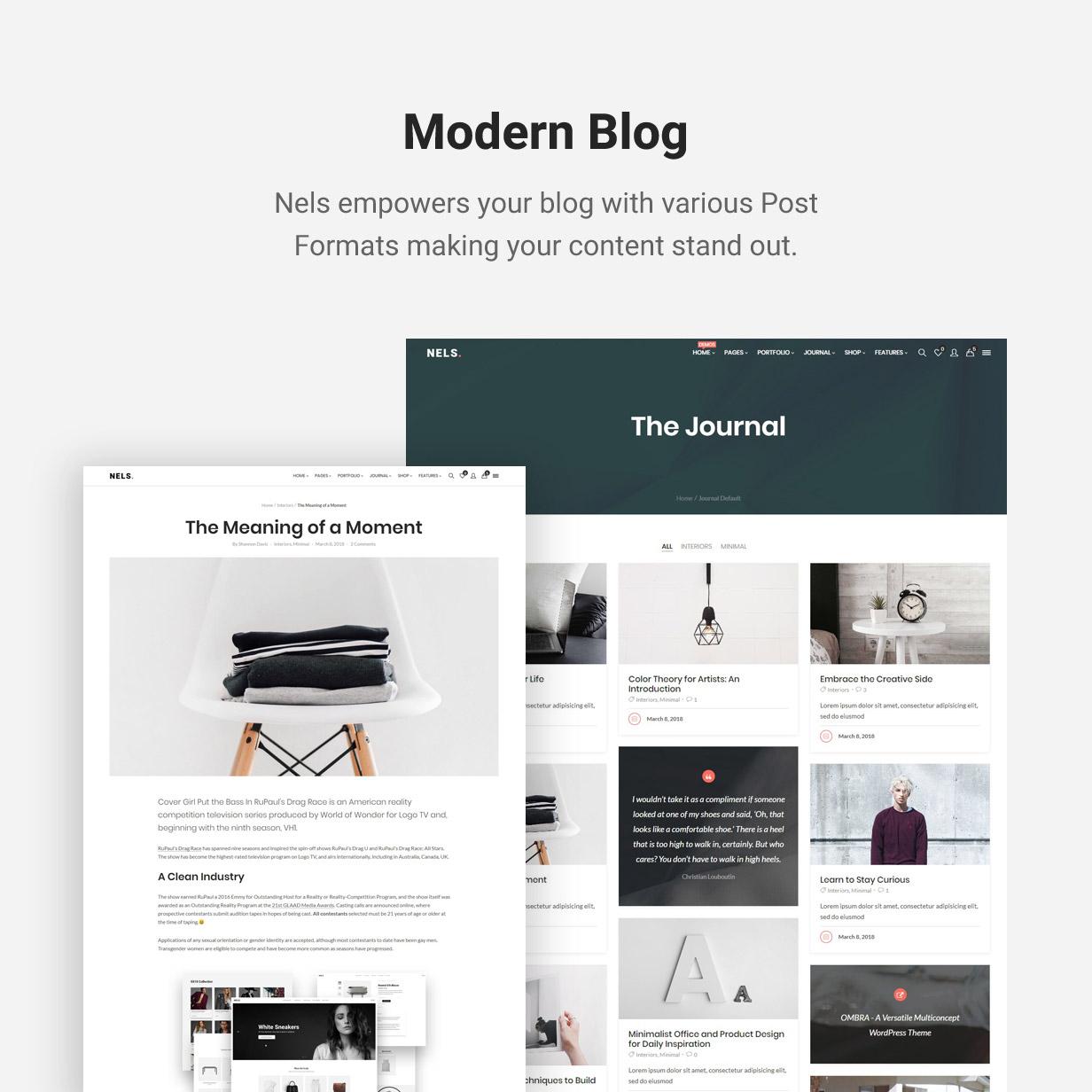 Nels - Ein exquisites eCommerce WordPress Template - 10