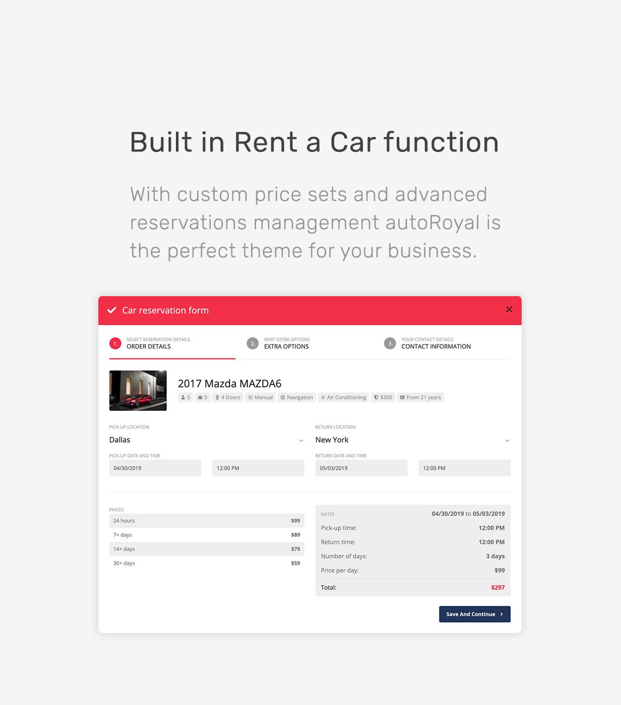 autoRoyal - Automotive WordPress Layout - 10