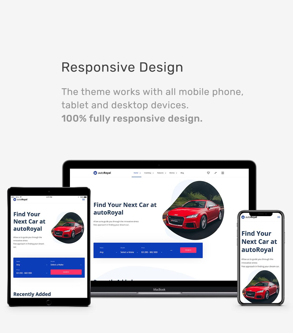 autoRoyal - Automotive WordPress Layout - 13