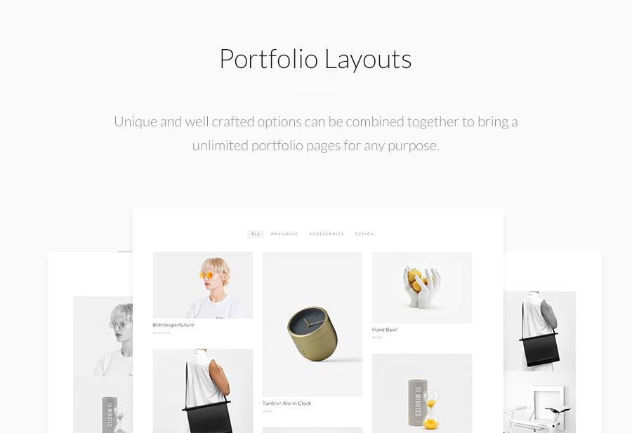 Portfolio-Layouts