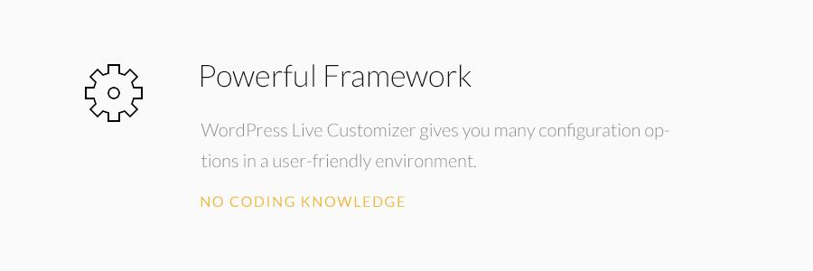 Leistungsfähiges Framework
