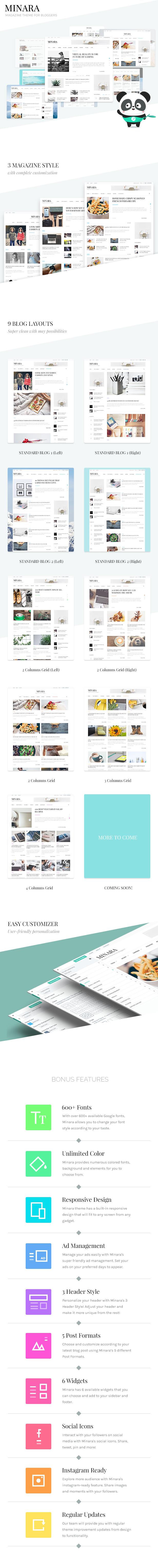WordPress-Magazin-Thema für Blogger