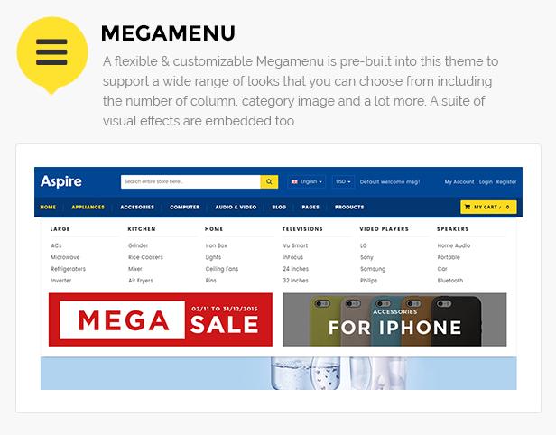 E-Shop Woocommerce-Vorlage
