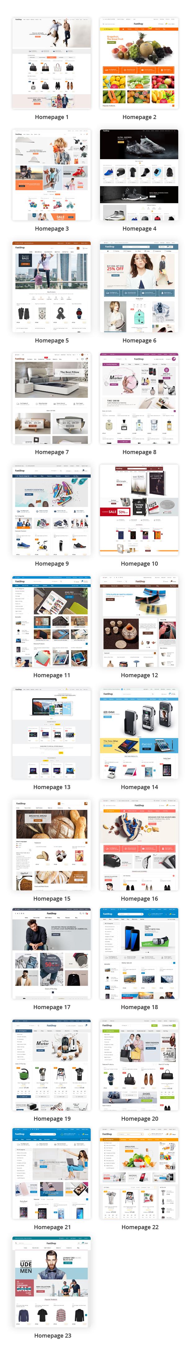 FastShop - Amazing WooCommerce WordPress Layout (RTL unterstützt) - 2