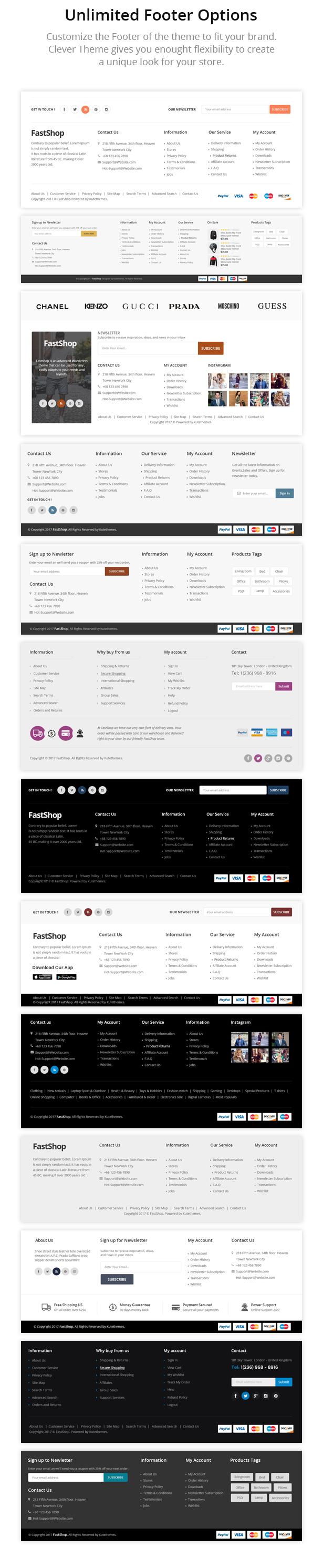 FastShop - Erstaunliches WooCommerce WordPress Layout (RTL unterstützt) - 5
