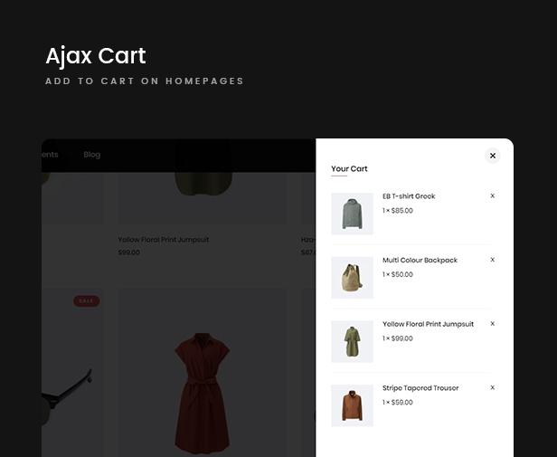Antive - Minimales und modernes WooCommerce AJAX Vorlage (RTL unterstützt) - 7