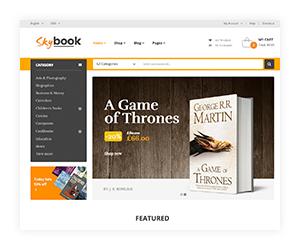 VG Skybook - WooCommerce Template für Buchhandlung - 12