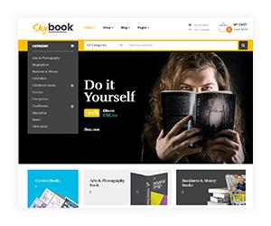 VG Skybook - WooCommerce Template für Buchhandlung - 13