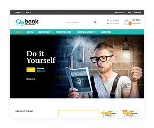VG Skybook - WooCommerce Template für Buchhandlung - 15