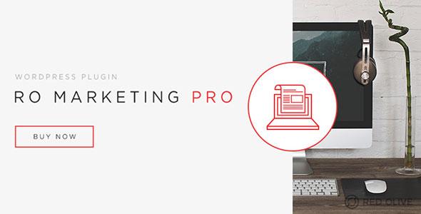 Wordpress Add-On Plugin RO Marketing PRO