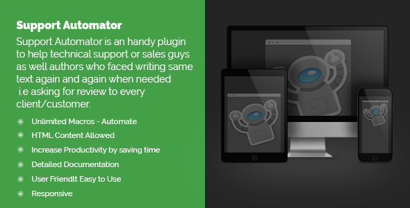 Wordpress Add-On Plugin Support Automator