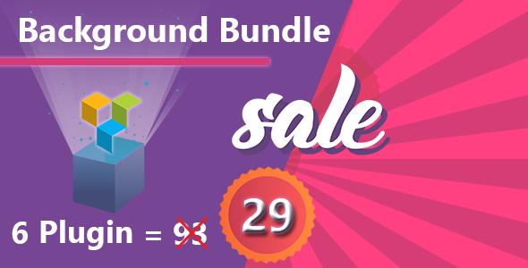 Wordpress Add-On Plugin Visual Composer - Background Bundle