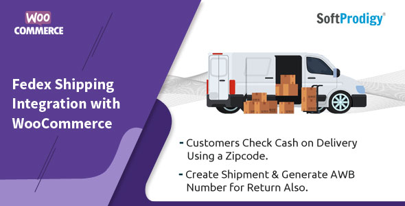 Wordpress E-Commerce Plugin WooCommerce FedEx Shipping Plugin with Print Label